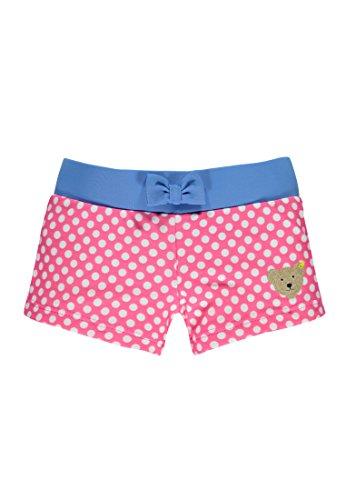 Steiff Baby-Mädchen Badeshorts Bikini Panty 6717535, Rosa (Carmine Rose 2290), 86