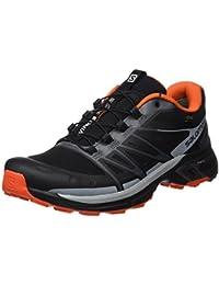 Salomon L39030000, Zapatillas de Trail Running para Hombre