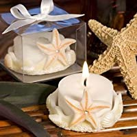 Starfish Design Favor Saver Candles, 72 by FashionCraft preisvergleich bei billige-tabletten.eu