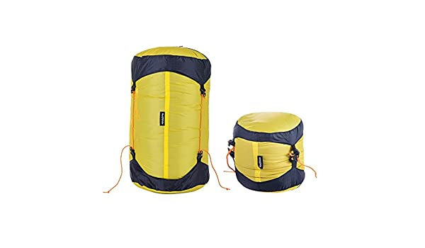 mapleoutdoor Nylon Gigoteuse Compression Sac Outdoor Camping l/éger Compression Sacs m/émoire Mobile Bag