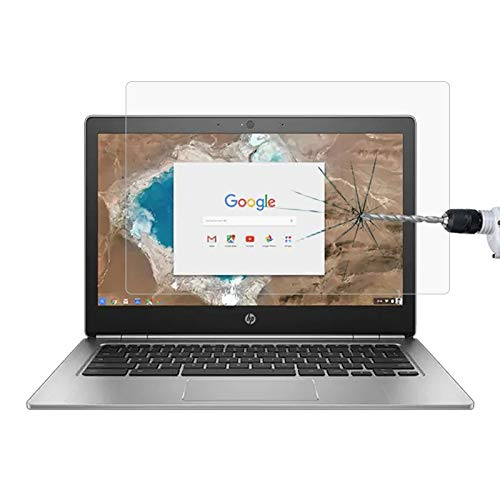 XCVXIAOQIGNG Bildschirmschutzfolien Laptop-Display HD-Hartglas-Schutzfilm for HP Chromebook 13 G1 (Energy Star) 13.3 Zoll Gehärteter Film
