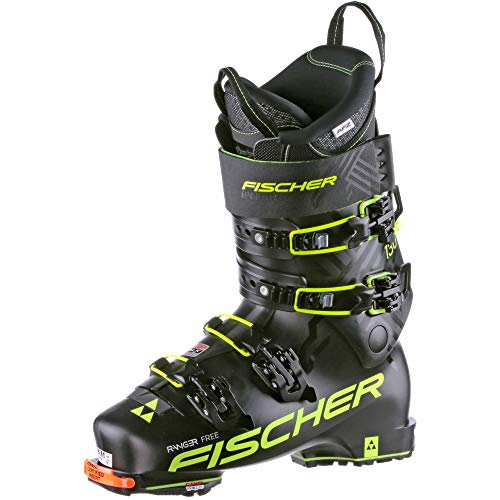 Fischer Herren Ranger Free 130 Walk Dyn Skischuhe schwarz 28.5 -