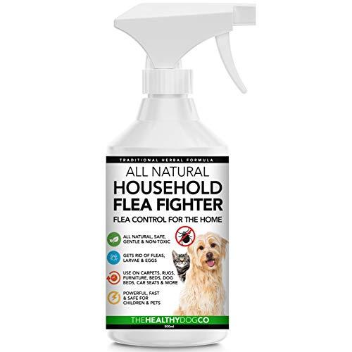 Tutto Naturale Insetticida Spray Per Casa E Ambiente | 500ml | Sicuro per Cani e Gatti |...