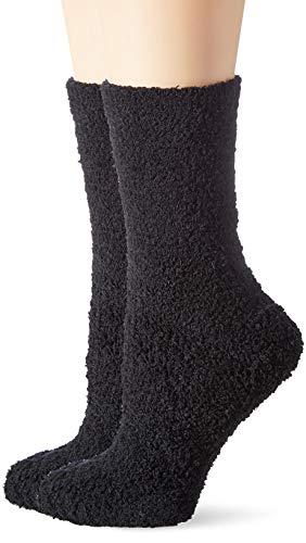 Camano Damen Socken 3482, Schwarz (Black 0005), 39/42, 2er Pack