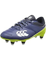 Canterbury Boys' Phoenix 2.0 Soft Ground Rugby Boots