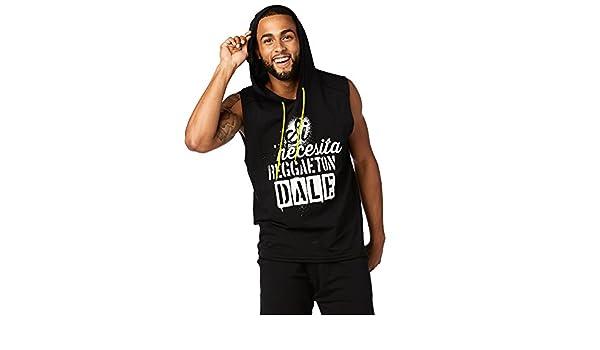 Zumba Fitness Z2t00325 Sweat-Shirt Homme ZUMB8 63f6ab93615
