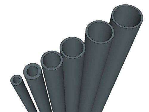 PVC Fitting Rohr 1m AD 12mm ID 10mm WS 1mm