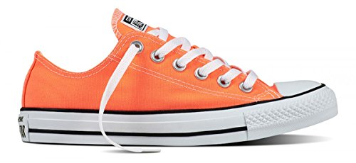 Converse Unisex Schuhe Ctas Ox Sneakers, Orange (Hyper Orange), 40 EU