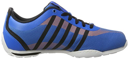 K-Swiss Arvee 1.5 Tech, Sneakers Basses Homme Multicolore (BRILLIANTBLUE/BLK/WHT)
