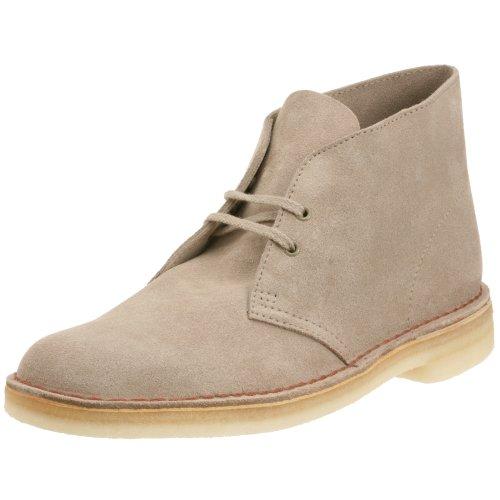Clarks Originals Desert Boot, Men's desert boots, Beige (Sand), 7.5 UK (41.5...