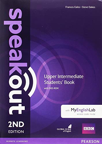 Speakout 2nd Edition Extra Upper Intermediate Students Book/DVD-ROM/MyLab/Study Booster Spain Pack
