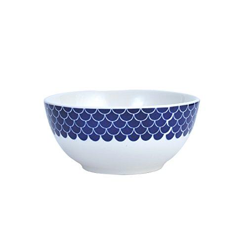 Mikasa Lavina Cobalt Cereal Bowl, 5.75-Inch -