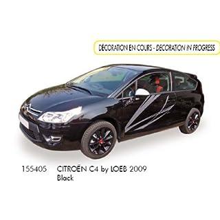 CITROEN C4 C 4 BY LOEB SCHWARZ 3 TÜRER COUPE 1/43 NOREV MODELL AUTO MODELLAUTO