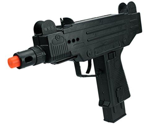 ehr Mit RATTER-SOUND 22cm Maschinengewehr MP Pistole Micro ()