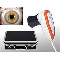 5.0m pixel USB sinistra/destra lampada Iriscope, iridologia Fotocamera con il software Pro