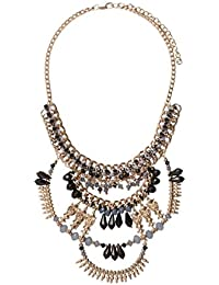 PIECES 17084413 NIKA NECKLACE Women