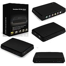 Box Acquisizione Video Real Time da SCART RCA HDMI VHS
