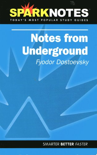 spark-notes-notes-from-underground-sparknotes-literature-guides