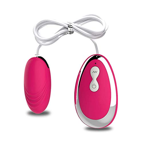 HGTRM Hemd, silberfarben, BHLET Smart Love Eggs Ben Wa Balls Mini 20 Speed Wireless Remote Vîbërâte Eggs Kegel Bälle Übungs-Traner für Frauen Erwachsene Séxluo Spielzeug Pleasing,Rose,BILET Vîbërâte