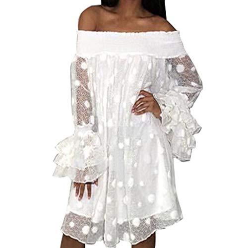 UnregelmäßIg Elastisches Und Vielseitiges Langarmkleid Frau African Big Pendulum Digitaldruck Mehrere Tragevarianten Chic Maix (Übergröße Flamenco Kostüm)