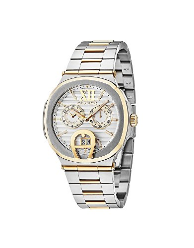 Aigner Damen-Armbanduhr Genua Due Flower Analog Quarz A31654