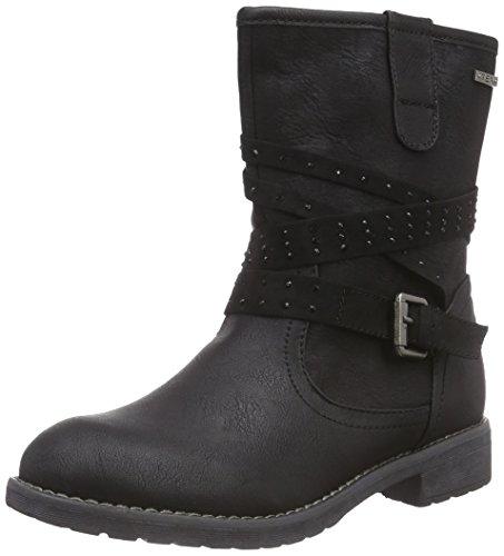 Jane Klain 466 717, Bottes Motardes fille Noir (black 008)