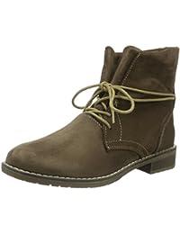 Jane Klain Damen Schnürstiefelette Desert Boots