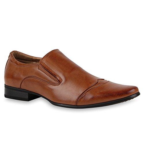Clássico Fivela Mens Confortáveis chinelo De Negócios Total Castanho Claro
