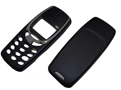 Unbekannt Cover per Nokia 3310 3330 Colore Blu Scuro