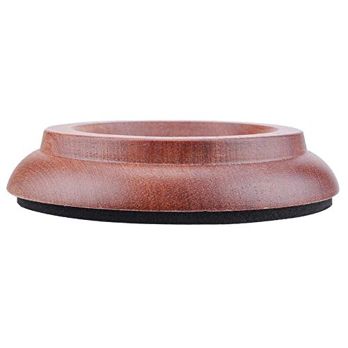 Mouchao 4 STÜCKE Holz Piano Caster Cups Runde Tasse Grand Piano Mats Piano Fußpolster -