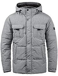 51dce8cc9a5e JACK   JONES Jaap Men s Winter Jacket Outdoor Jacket With Hood