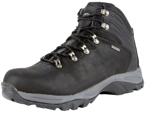 ALPINECROWN Stiefel Herrenstiefel Bergschuh Model EXPLORER Schwarz