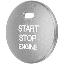 Asiright - Tapón de botón de Encendido para Motor de Coche para Mazda 3 Axela CX