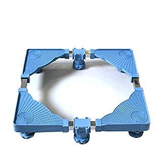 Zfggd Washing Machine Base Bracket Anti-skid Shock Heightening Fixed Roller Universal