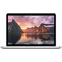 Apple MacBook Pro Retina MF839D/A 33,8 cm (13,3 Zoll) Notebook (Intel Core i5 5257U, 2,7GHz, 8GB RAM, 128GB SSD, Mac OS) silber