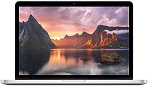 """Apple MacBook Pro, 13"""" mit Retina Display, Intel Dual-Core i5 2,7 GHz, 128 GB SSD, 8 GB RAM, 2015, Silber"""
