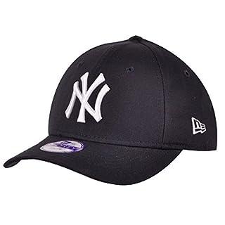 New York NY Yankees MLB League Basic 9Forty Casquette Ajustée Fit Noir / Blanc , Enfant (B00DI9S43K) | Amazon Products