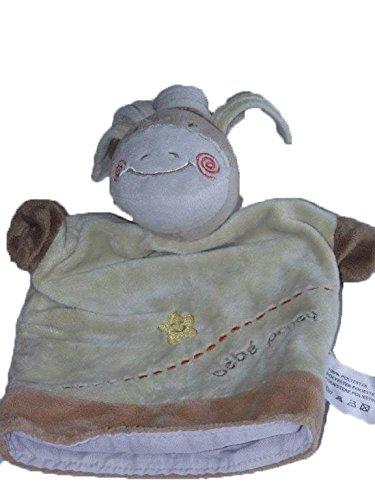 Kiabi–Doudou Kiabi marioneta Bebe poni–6902