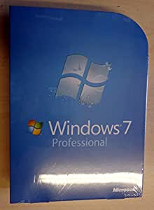 Windows 7 Professional 32 & 64Bit Refurbished (Service Pack 1) English