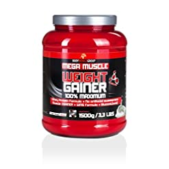 BWG Muscle Weightgainer