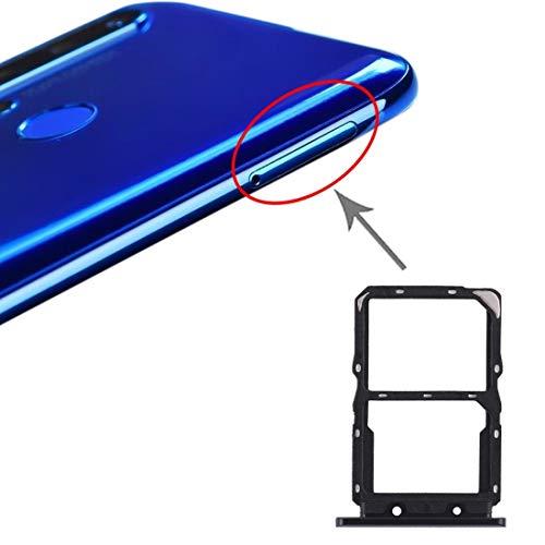 Preisvergleich Produktbild YANGJIE En Stock,  Repuestos SIM-Karten-Ablage + NM Kartenfach für Huawei Nova 5,  Violett
