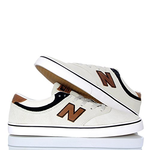 Scarpe New Balance Numeric: NM 254 Quincy WH Bianco