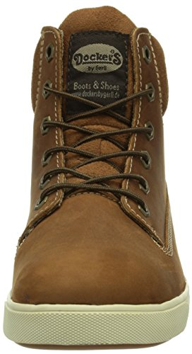 Dockers by Gerli 350500, Boots femme Marron (Reh 051)