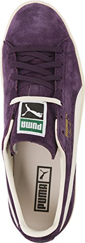 Puma Clyde Premium Core Scarpa Sweet Grape-Whisper White