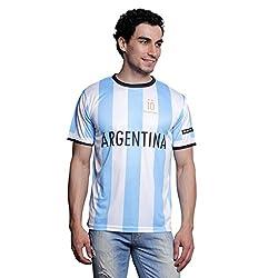 Sportigo ARGENTINA Replica Jersey- MESSI - 2016/17 (M)