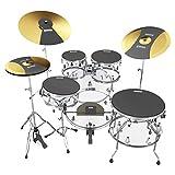 SoundOff by Evans Komplettset Rock Box Set w/Cymbal & Bass