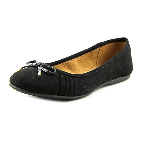 Style & Co Addia Toile Chaussure Plate Black