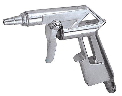 Einhell Druckluft Set, 3-teilig (4 m Spiralschlauch, Reifenfüllmesser, Ausblaspistole) - 3