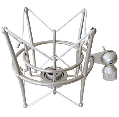 keepdrum-ms089sv-argent-micro-araignee-elastique-support-pour-g-de-shockmount-track-at2020-usb-
