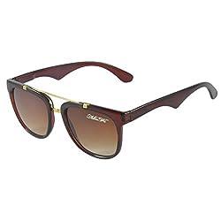 MaFs Gradient Classic Semi-Rimelss Wayfarer Sunglasses Special for Unisex